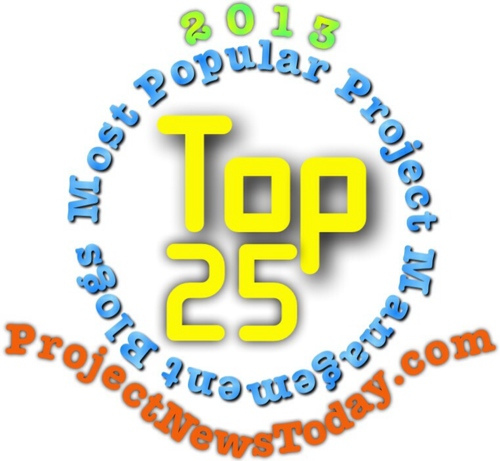 Project News Today Top 25 Most Popular Project Management Blogs